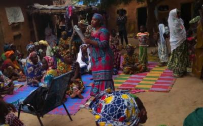 Malinese dorpen zweren genitale verminking af