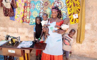 Kameroen: CAPEC en Trust Fund geven vrouwen en meisjes meer mogelijkheden tijdens COVID-19-lockdown