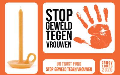 Ook jij kunt iets doen om Orange the World te steunen!
