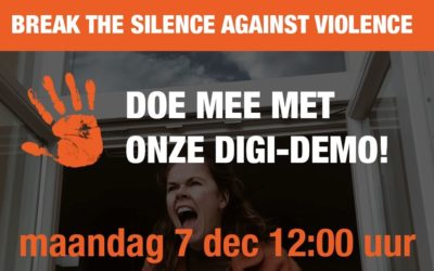 Doe ook mee: met de Orange digidemo op 7 december