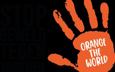 Landelijke start Orange the World dit jaar in Breda