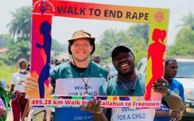 The Orange Challenge against violence against women